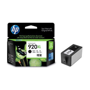 HP 920XL BLACK INK CART CD975AA