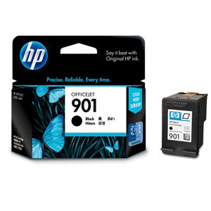 HP 901 BLACK INK CART CC653AA