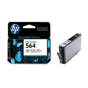 HP 564 PHOTO BLACK INK CART CB317WA