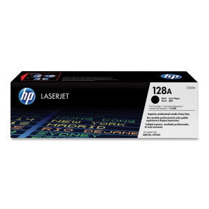 HP CE320A 128A BLACK TONER CARTRIDGE