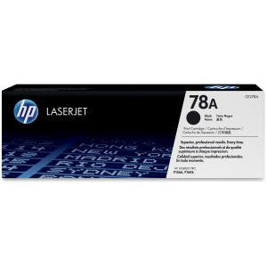 HP 78A BLACK LJ TONER CART CE278A