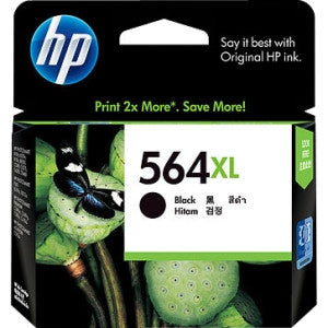 HP 564XL BLACK LARGE INK CART CN684WA