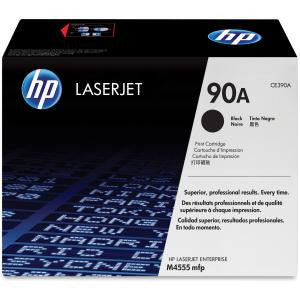 HP 90A BLACK LJ TONER CART CE390A