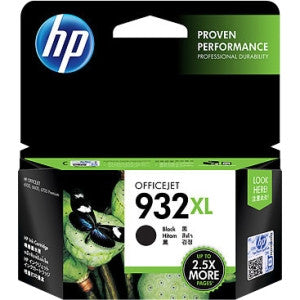 HP 932XL BLACK INK CART CN053AA