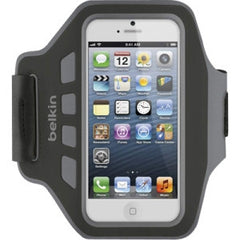BELKIN iPhone 5 Easfit Armband Blacktop