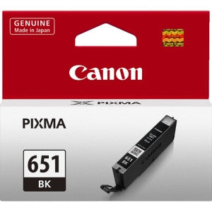 CANON CL651BKOCN BLK INK CART (STD)