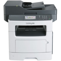LEXMARK MX511DE MONO LASER MFP PRINTER / A4 / COPY SCAN FAX / 42 PPM / MMDC 120K / RMPV 2K-12K / 1x250 SHEET TRAY / USB / NIC / DUPLEX