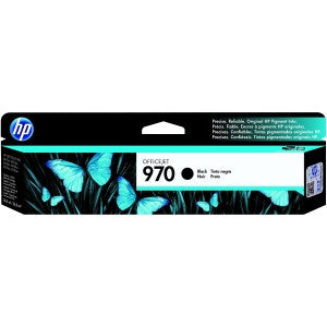 HP 970 BLACK INK CART CN621AA
