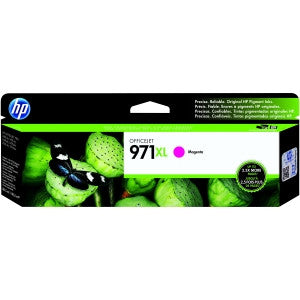 HP 971XL MAGENTA LARGE INK CART CN627AA
