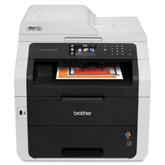 BROTHER MFC9340CDW Colour Wireless Laser Printer
