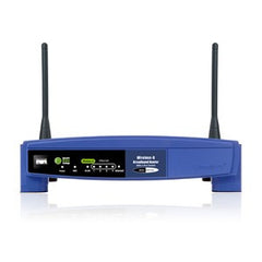 LINKSYS WRT54GL LINUX ROUTER