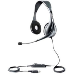 Jabra UC Voice 150 crd Duo Headset MSOC