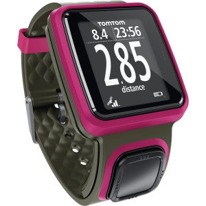 TOMTOM RUNNER GPS WATCH - PINK