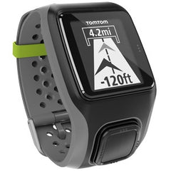 TOMTOM MULTISPORT GPS WATCH - GREY