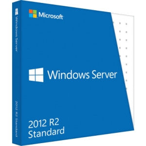 MICROSOFT OEM Windows Svr Std 2012 R2 Eng 2CPU/2VM