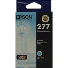 EPSON 277 STD CAP CLARIA PHOTO HD LIGHT CYAN