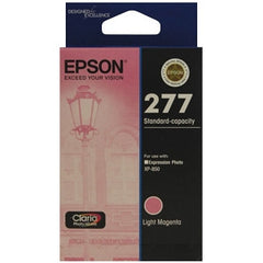 EPSON 277 STD CAP CLARIA PHOTO HD LIGHT MAGENT