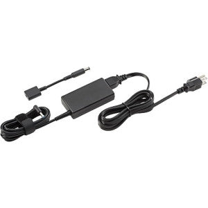 HP 45W SMART AC ADAPTER 4.5MM (7.4MM ADAPTER)