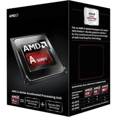 AMD A10 7850K BLK Edition FM2+ 3.7GHz (4.0GHz Turbo) 4MB 95W Radeon R7 Series