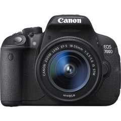 CANON 700DMTK EOS 700D Movie Twin Kit including EF-S 18-55mm f/3.5-5.6 IS STM Lens and EF-S 55-250mm f/4-5.6 IS STM Lens