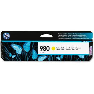 HP 980 YELLOW INK CART D8J09A