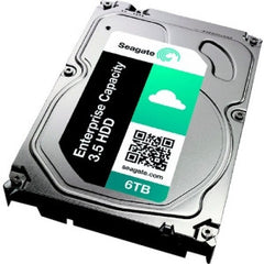 SEAGATE Enterprise Capacity 6TB 3.5in 7200RPM 128MB 12GB/S SAS