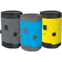Scosche Industries Inc boomBOTTLE H20 Waterproof Speaker Blue