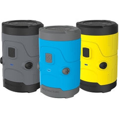Scosche Industries Inc boomBOTTLE H20 Waterproof Speaker YLW