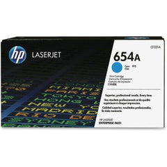 HP Toner Cartridge Laserjet 654A Cyan