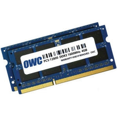 OTHER WORLD COMPUTING 8GB (4GBx2) PC3-12800 DDR3-1600 SODIMM