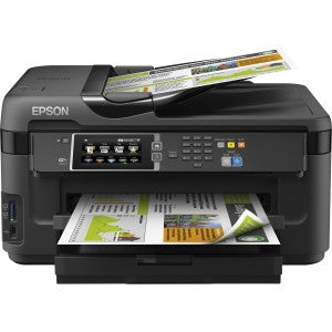EPSON WORKFORCE 7610 A3 INKJET MFP