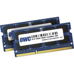 OTHER WORLD COMPUTING 8GB (2x4GB) DDR3-1333MHz SO-DIMM