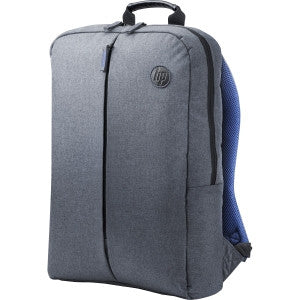 HP 15.6in ATLANTIS Value Backpack - Professional appeal in design and material - permanent shoulder strap (adjustable in length) that are breathable and ergonomically shaped