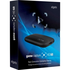 Elgato Game Capture HD60 - Record stream and share your gameplay in 1080p 60fps