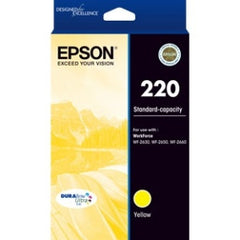 EPSON 220 (C13T293492) Std capacity Yellow ink cartridge