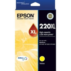 EPSON 220XL Ink Cartridge Yellow