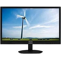 PHILIPS 23in S-line VGA/DVI/Vesa Mount Perfect Pixel 16:9