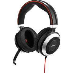 Jabra Evlv 80 UC StereoAct Nse-Cncllng