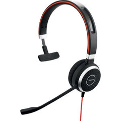 JABRA EVOLVE 40 UC Mono headset 3.5mm Jack