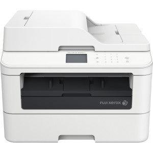 FUJI XEROX DocuPrint M265 z MultiFunction Mono printer Print Scan Copy fax 30ppm USB Wireless AirPrint ethernet