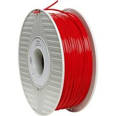 VERBATIM PLA 3.00mm Red 1kg reel