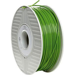 VERBATIM PLA 3.00mm Green 1kg reel