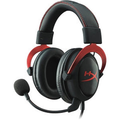 KINGSTON HyperX Cloud II BLKRED Gaming Headset