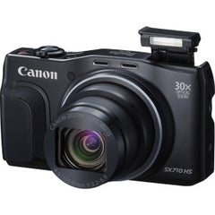 CANON SX710 BLACK + 16GB SDHC & CASE