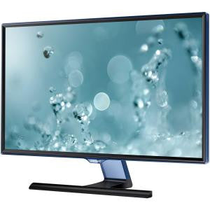 SAMSUNG 23.6in Series 3 LED - PLS Panel 1920x1080 16:9 250cd Mega DCR 5ms R/T HDMI D-sub Audio Out High Gloss Black ToC with T-Design stand(