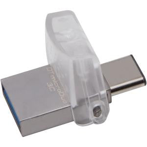 KINGSTON 32GB DT microDuo 3C USB 3.0/3.1 + Type-C