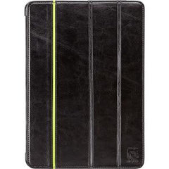 Maroo iPad Air - PU Black Leather Smart Case