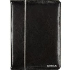 Maroo iPad Air 2 Black Leather Folio