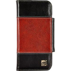 Maroo iPhone 6 Black/Brown Leather Wallet