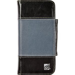 Maroo iPhone 6 Black/Gray Leather Wallet
